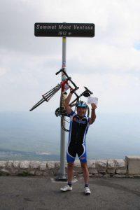 Mont Ventoux rent a bike